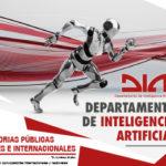 diseño grafico cartel inteligencia artificial