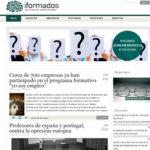 diseño web iformados