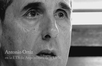 grabación edición vídeo entrevista Antonio Ortiz