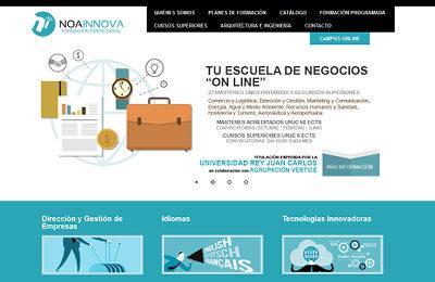 diseño web noainnova