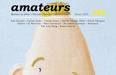 diseño editorial revistas amateurs