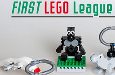 grabación video 360 first lego league